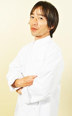 料理長 沼上 竜也さん(13年目)イメージ