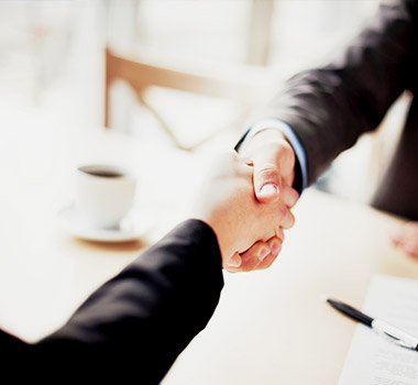 求むパートナー企業イメージ